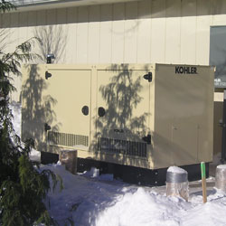 Michigan Quality Electric: Generators Services